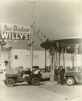 Joe willys coupons