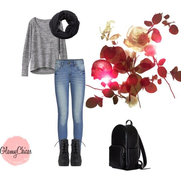 """Fall /"" by sabrinawon on Polyvore"