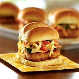 More like this: chicken sliders , spicy peanut and sliders .