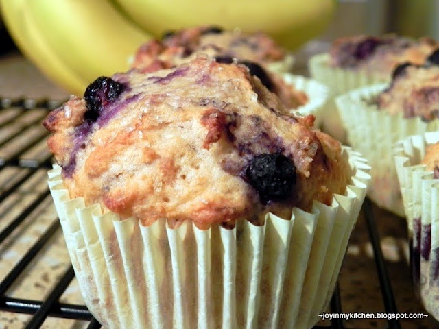 Blueberry Greek Yogurt Muffins - these were a little dry. Might bake ...