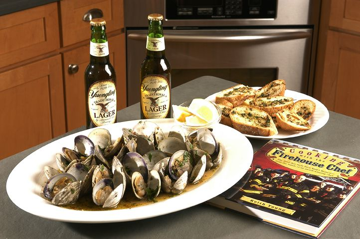 Drunken Clams | recipes | Pinterest