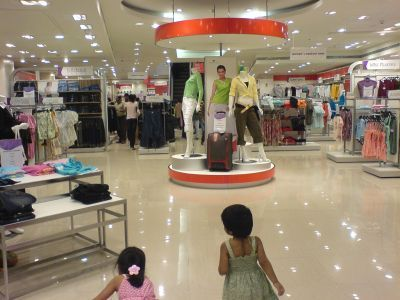 fashionable clothing stores