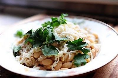 Pioneer Woman's Hearty White chicken Chili