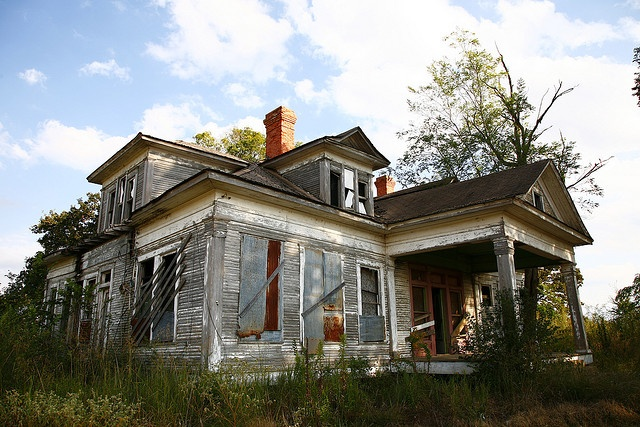 Abandoned House: Texas