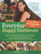 Another great recipe book by Happy Herbivore.