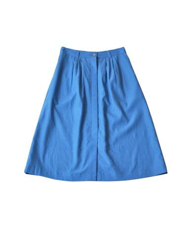 Steven Alan Murphy Skirt __ 67% cupro, 33% cotton _ sale $154