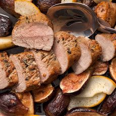 Easy Roasted Pork Tenderloin Recipe | Slow Cooking Recipes | Pinterest