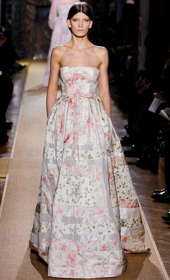 valentino haute couture fashion show