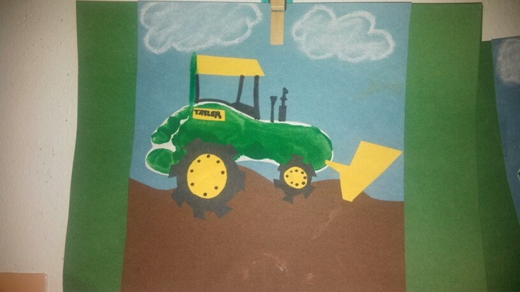 John Deere Pinterest Crafts