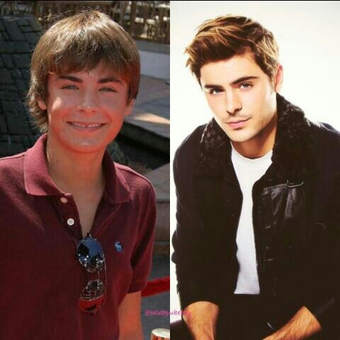 Zac Efron. Puberty done right. | Many Magnificent Men | Pinterest Zac Efron