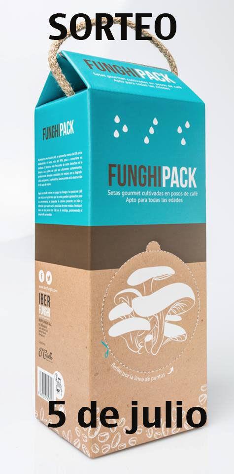 setas, sorteo soloyo, blog personal, cultivo hongos casero posos café