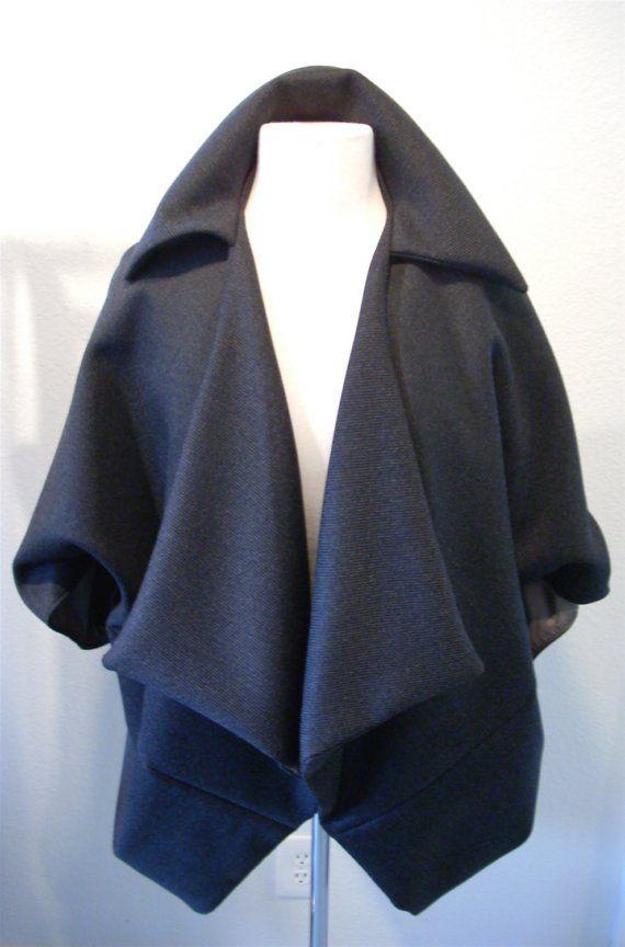 kimono jacket couture pinterest. Black Bedroom Furniture Sets. Home Design Ideas