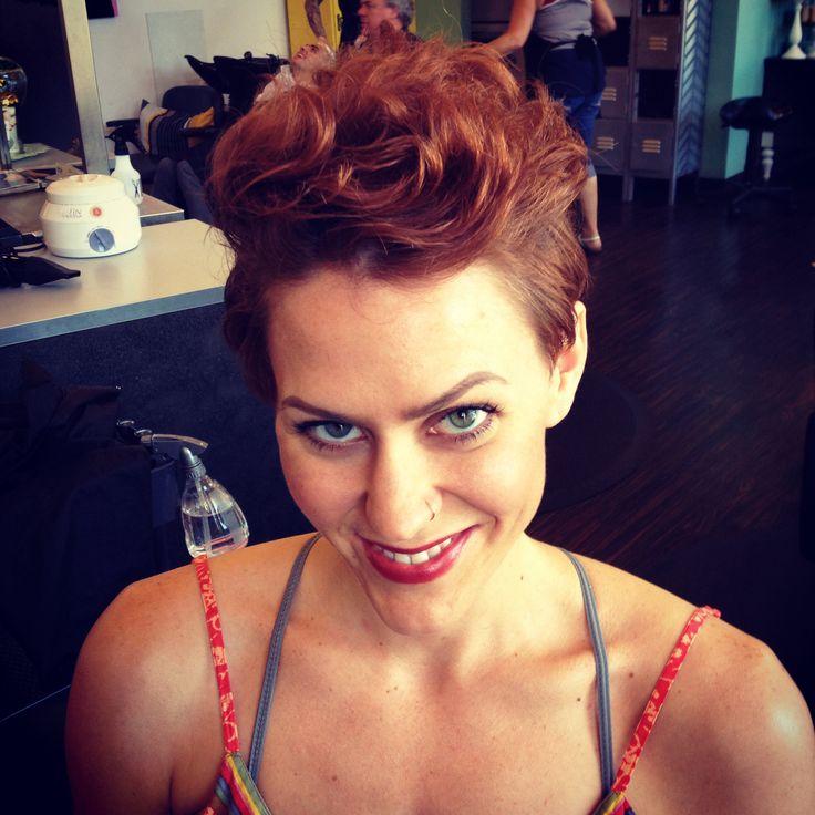 Short Hair. Pixie. Evan Rachel Woods. | Future Haircuts | Pinterest