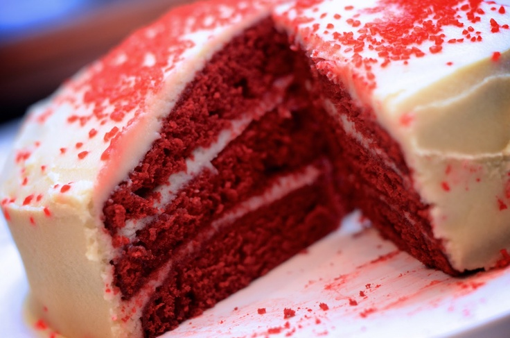 Red Velvet Cake and homemade frosting   SUNDAYS CHEFS