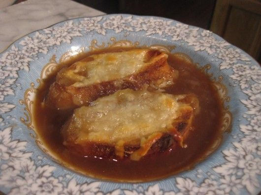 French onion soup gratinee | Food - Soups and Chili | Pinterest