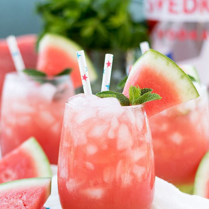 How to Infuse Vodka With Watermelon