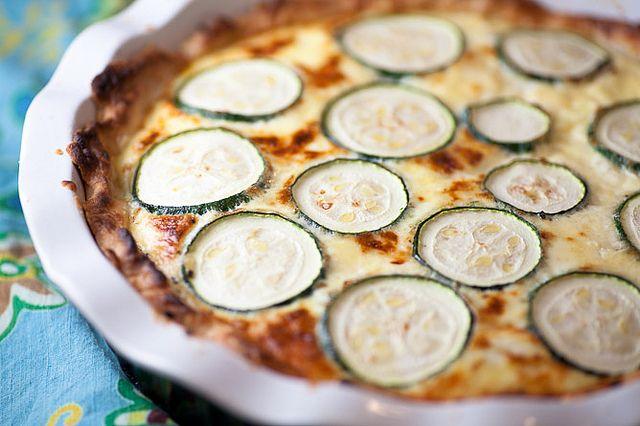 Zucchini Quiche | Favorite Recipes | Pinterest