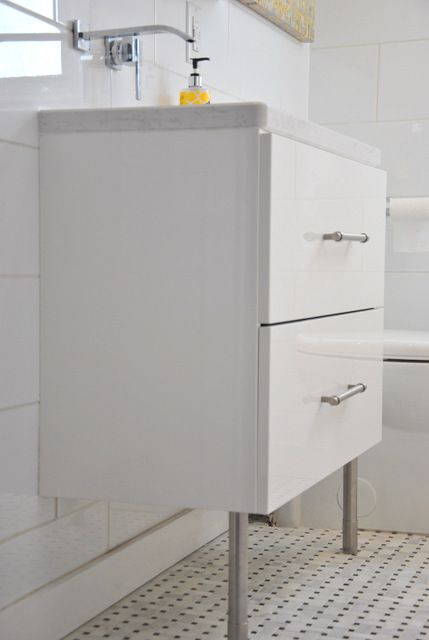 Jugendzimmer Ikea Einrichten ~ reduced depth vanity IKEA Godmorgon  Bath  Pinterest