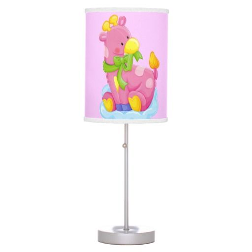 Baby Giraffe Table Lamp