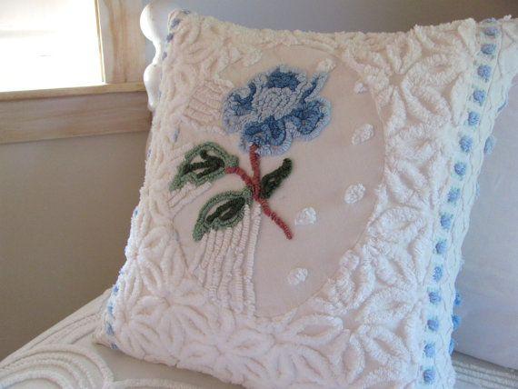 синели подушку