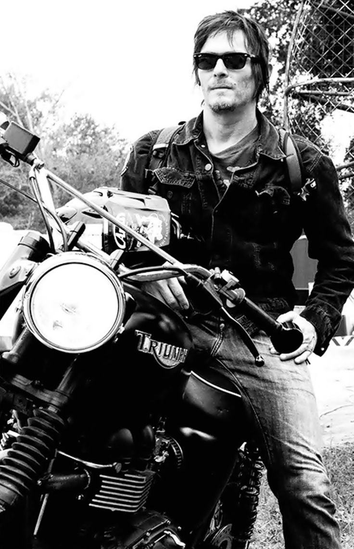 Norman Reedus~ hillbilly alpha hero!