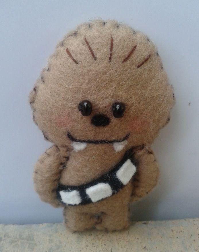 Baby Chewbacca Art Baby chewbacca     via dana rBaby Chewbacca Art