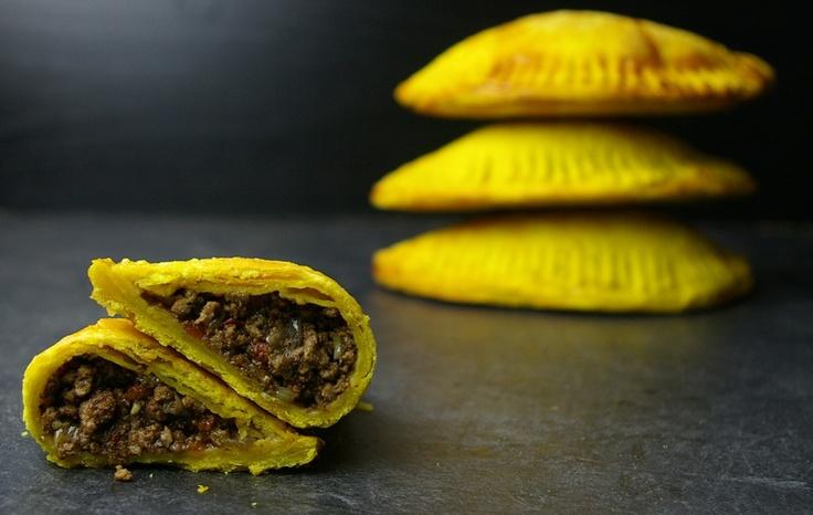 Jamaican Beef Patties | Baking | Pinterest