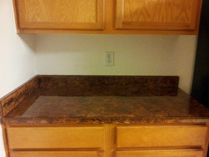 Countertop Makeover : Countertop makeover DIY home Pinterest