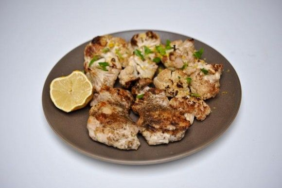 Za'atar Chicken and Roast Cauliflower | Recipes & Gifts for my Someon...