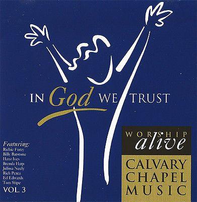 Vol. 3 In the /R/ We Trust