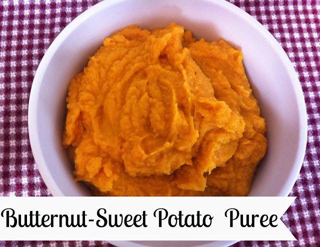 Sweet Potato Puree Recipe Food Network