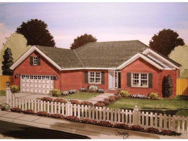 Typical American Dream House Dream Home Pinterest