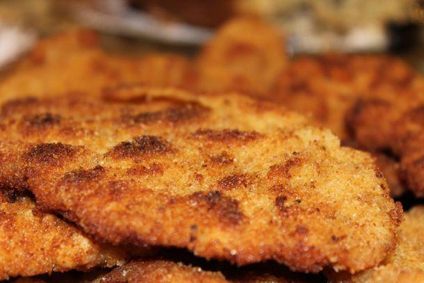 Pork Schnitzel with Sauerkraut   Pork / Ham / Bacon / Roast   Pintere ...