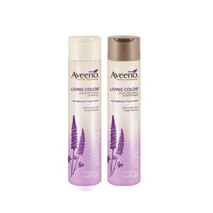 Just tried a sample of this aveeno shampoo and conditioner love it