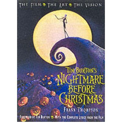 Nightmare before christmas book | Stop Motion Animation | Pinterest