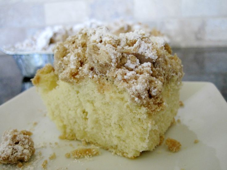 New York - Style Crumb Cake America's Test Kitchen