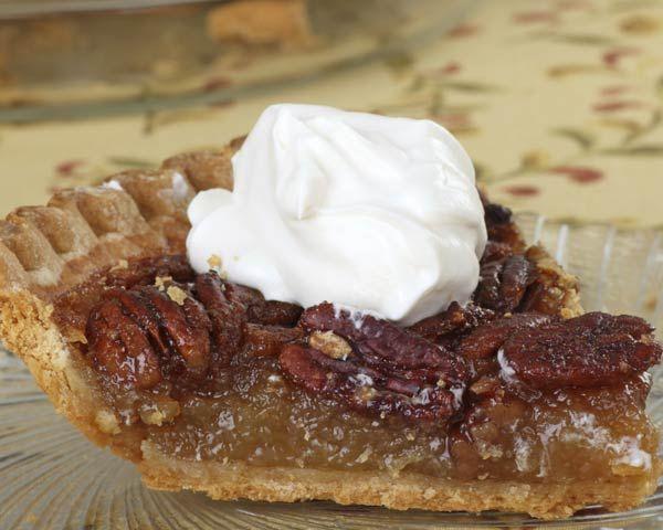 Maple Bourbon Bacon Pecan Pie | Recipe