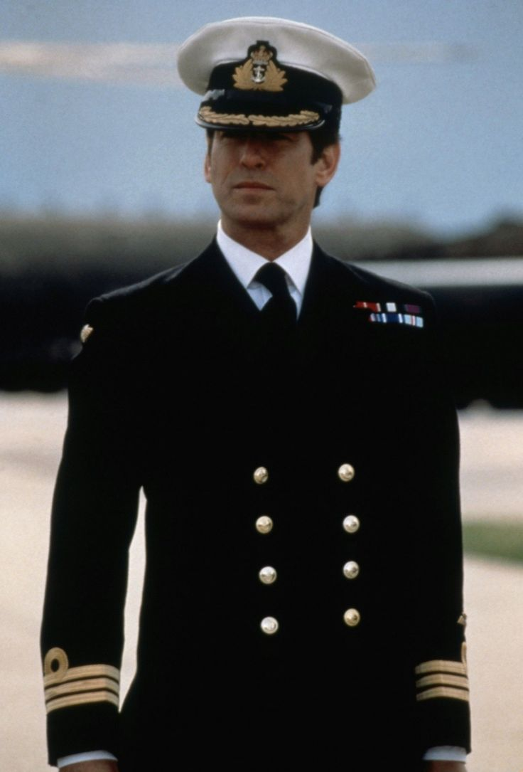 Pierce Brosnan's James Bond. | Nice guys :) | Pinterest Pierce Brosnan Tomorrow Never Dies