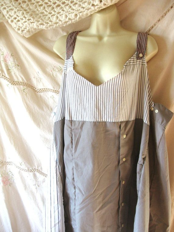 2XL Chileno-Plus Size Clothes /Womens Dresses/Eco Dress / Tattered