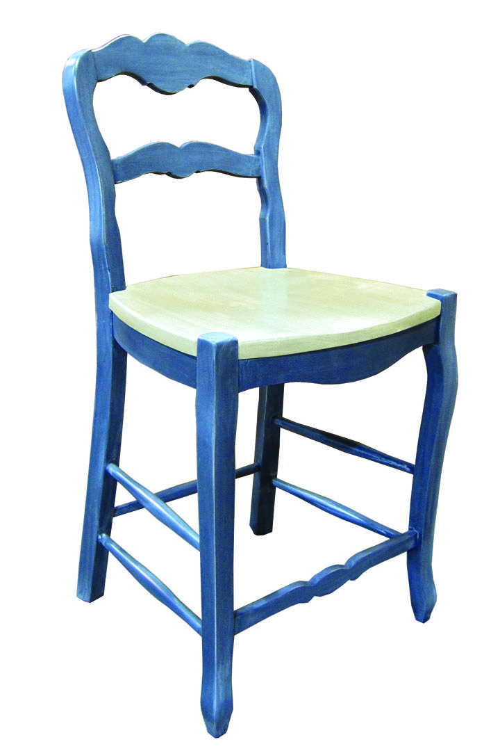 Country French Counter Stool My New Craftroom Pinterest