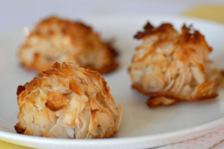 Paleo Coconut Macaroons Recipe | Paleo, Whole 30, Low Carb, And Other ...