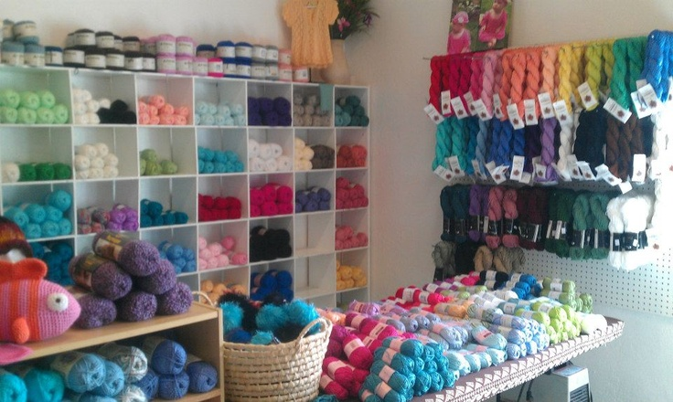Twisted Turtles Yarn Shop, Harbor Mall (Nawiliwili) Lihue. 	  Tue - Thu: 9:00 am - 6:00 pm  Fri - Sat: 9:00 am - 5:00 pm  (808) 482-0122