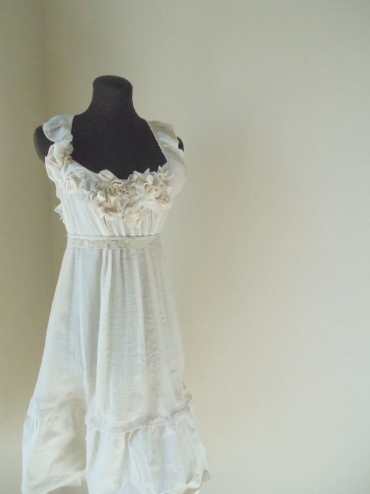 Pictures Of Shabby Chic Wedding Dresses : Discover and save creative ideas