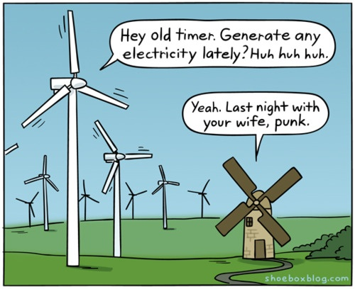 interesting facts about alternative energy sources