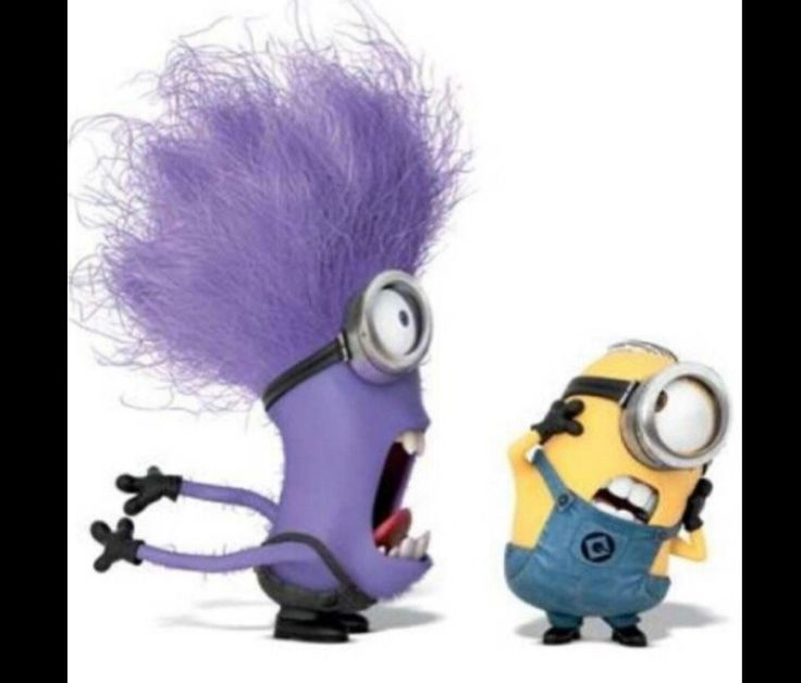 The gallery for --> Purple Minion And Yellow Minion