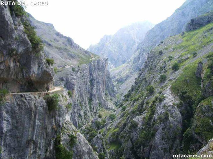 Ruta del Cares Asturias  ruta del cares  Pinterest