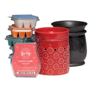 Easily click-to-shop for Scentsy® products.
