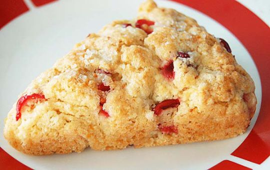 cranberry orange scones | SCONES | Pinterest