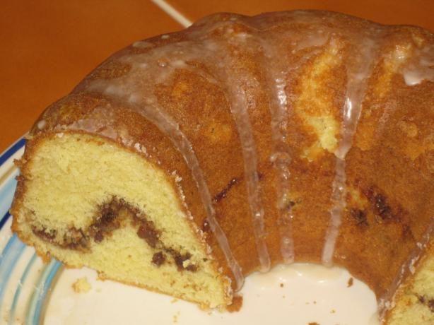Cinnamon Streusel Coffee Cake | Recipe