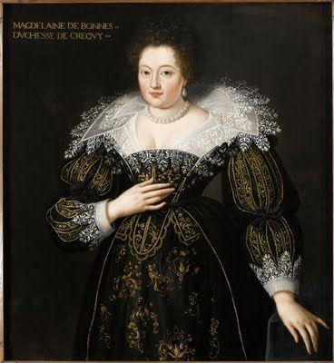Madeleine de Bonne, duchesse de Créquy